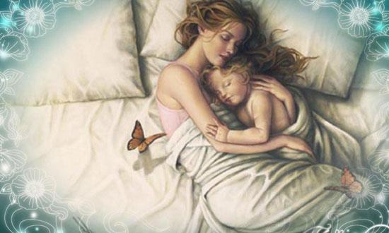 ibu,bunda dan putrinya, ibu dan anak