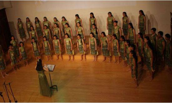 paduan suara Indonesia,TRCC,video
