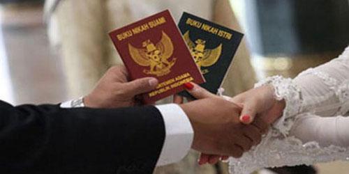 buku nikah,menikah