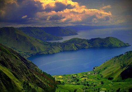 danau toba,piknik,wisata romantis