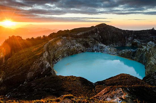 gunung,kelimutu,wisata,gunung kelimutu
