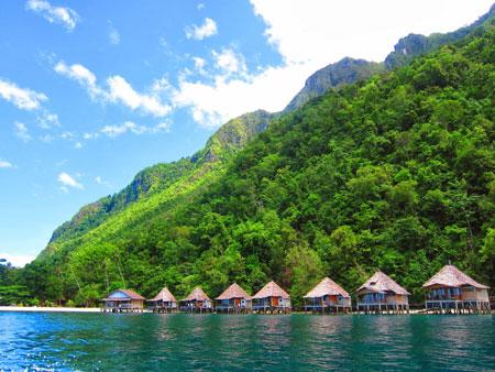 pantai ora,pulau ora,maluku,piknik,bulan madu,wisata romantis