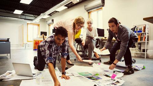 bekerja,kerja sama,pengalaman