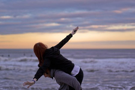 couple,pasangan,terbang,mendukung,relationship goal