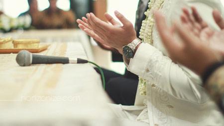 mitos,pernikahan, ijab qabul
