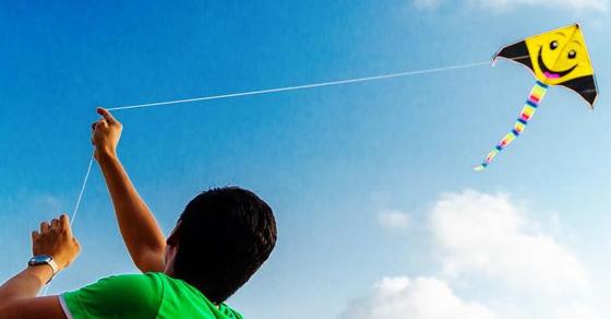 layang- layang,terbang tinggi,filosofi,hidup