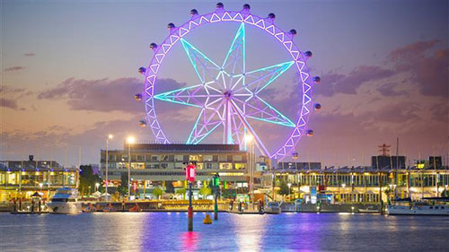 Melbourne Star Observation Wheel,melbourne