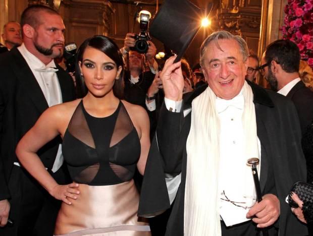 richard lugner,kim kardashian,miliarder