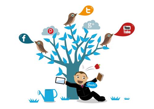 admin sosial media,sosial media,pekerjaan,karir
