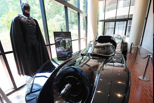 batmobile,batman,Truett Cathy