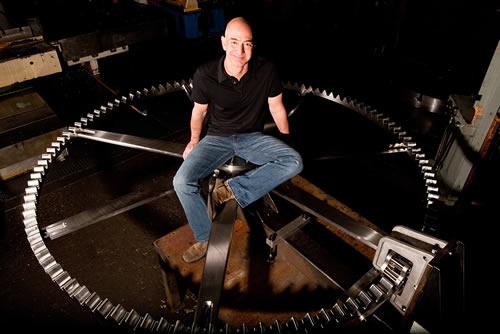 Jeff Bezos,bos amazon