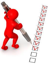 prioritas,check list, to do list
