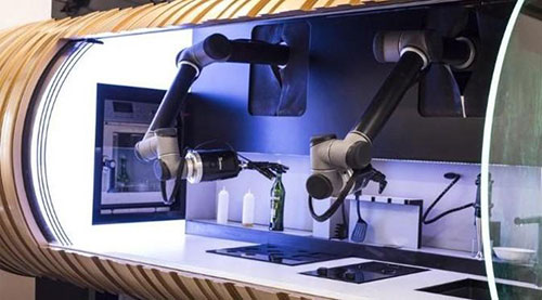 robot koki,moley,robot