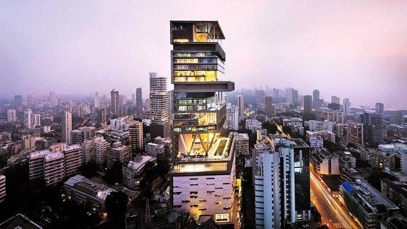Rumah, Mukesh Ambani,miliarder