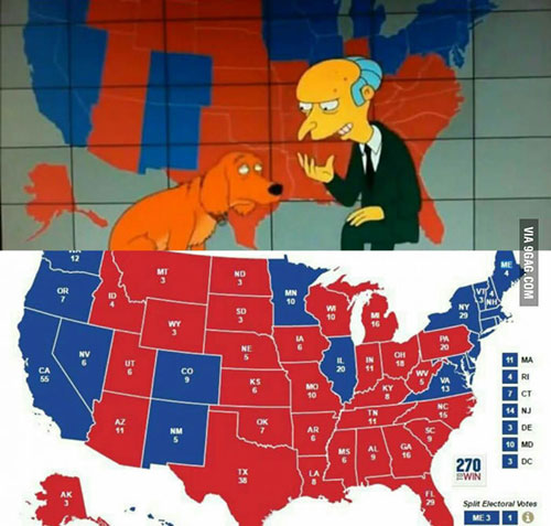 donald trump, presiden amerika,the simpsons,ramalan