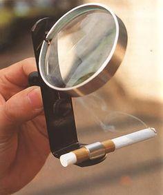 Solar Power Cigarette Lighter
