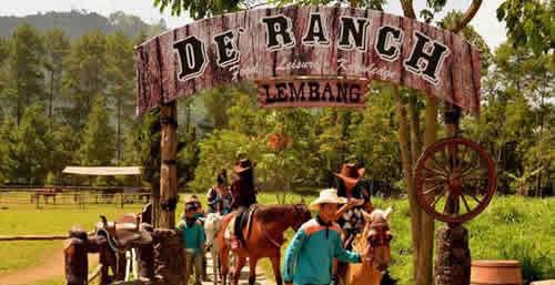 de ranch,bandung,lembang,tempat liburan
