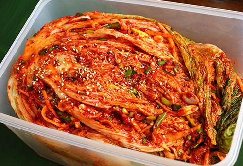 kimchi,makanan korea