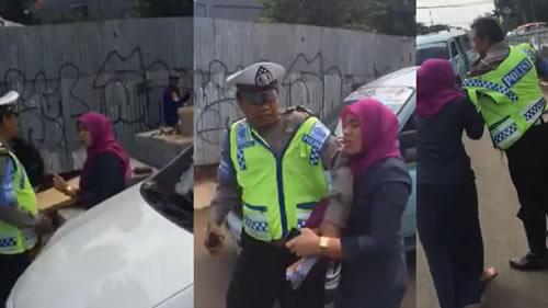 wanita,polisi