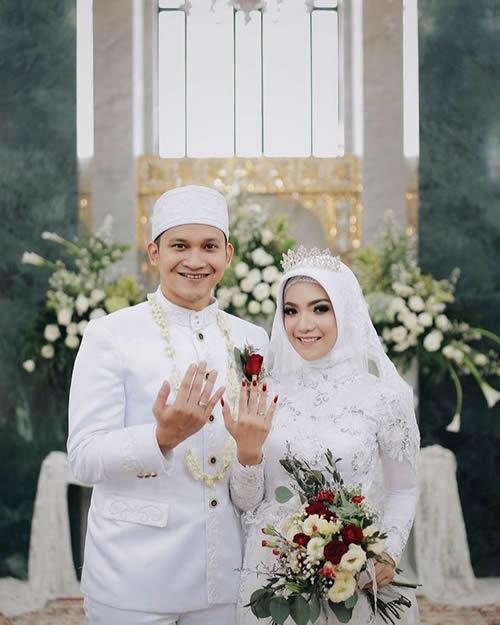 Baihaqy,Selmadena, menikah,ldr