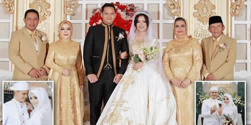 Baihaqy Rais,Selmaden, LDR,menikah