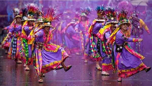 El carnival de Oruroro