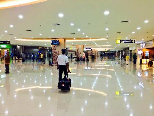 10. Bandara Juanda, Surabaya