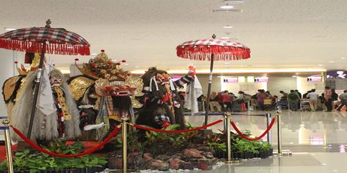2. Bandara I Gusti Ngurah Rai