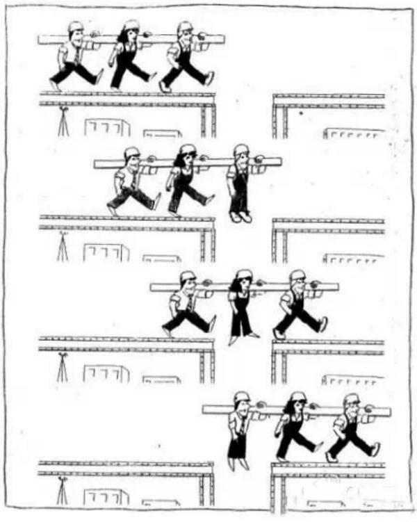 #8 Bekerja Sama Membuat Hal Sulit Menjadi Lebih Mudah