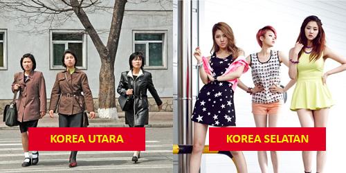 korea utara,korea selatan,perang korea,dua korea