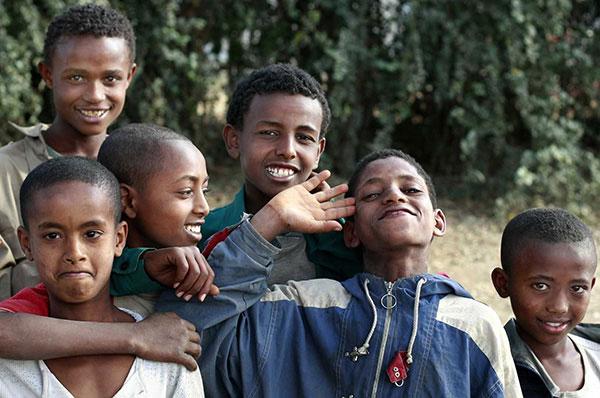 Ethiopia, salah satu negara dengan penduduk paling ramah di dunia