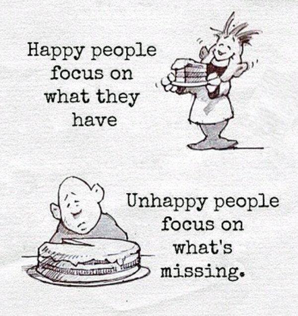 #13 Fokus Pada Apa yang Kamu Miliki, Bukan yang Tidak Kamu Miliki