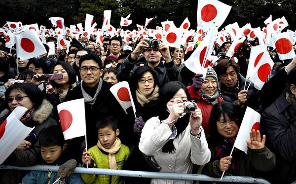 Jepang, salah satu negara dengan penduduk paling ramah di dunia
