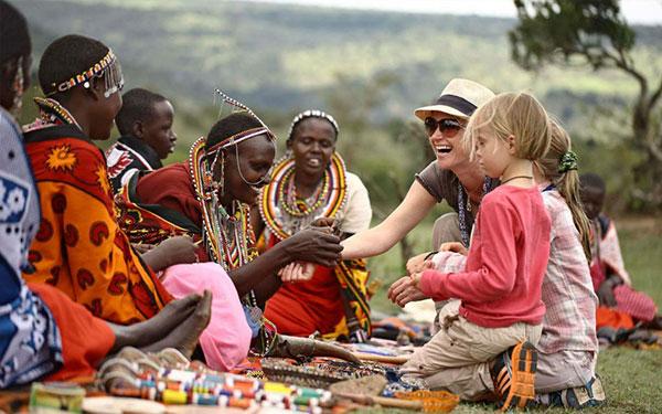 Kenya, salah satu negara dengan penduduk paling ramah di dunia