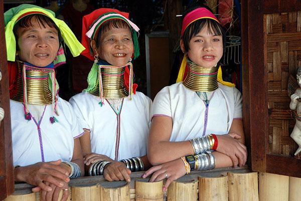 Myanmar, salah satu negara dengan penduduk paling ramah di dunia