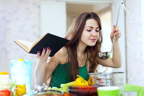perempuan,wanita,memasak,jago masak