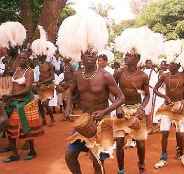 Uganda, salah satu negara dengan penduduk paling ramah di dunia