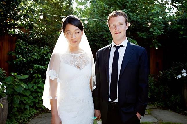 Pernikahan sederhana Mark Zuckerberg &Priscilla Chan