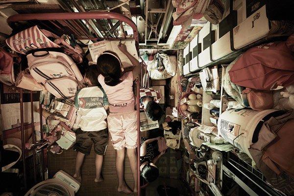 7. Tetap belajar dalam keterbatasan buruh Hong Kong
