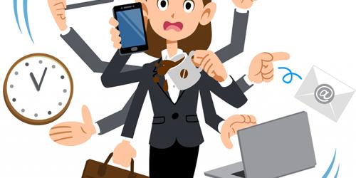 9. Suka Melihat Orang Sibuk vs Suka Melihat Orang Melakukan secara Efektif