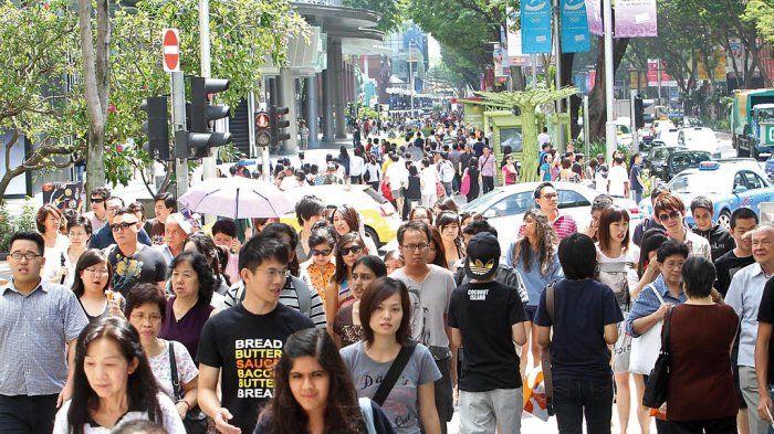 Suku Jawa di Singapura biasa menggunakan bahasa Jawa untuk sehari- hari