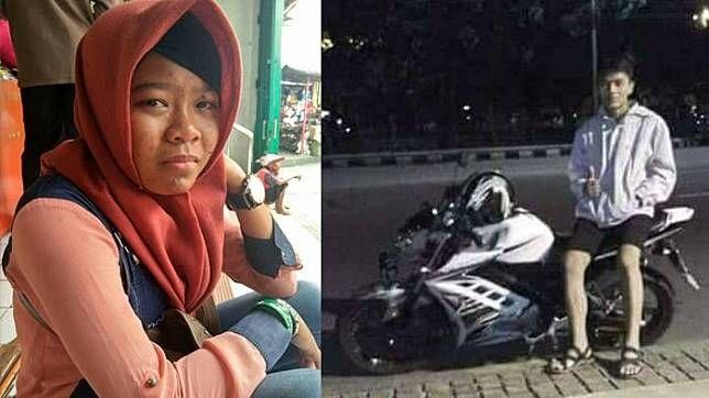 Cewek ini Kasmaran dengan Cowok yang Dikenalnya di Medsos sampai Naik Motor Nganjuk-Semarang.