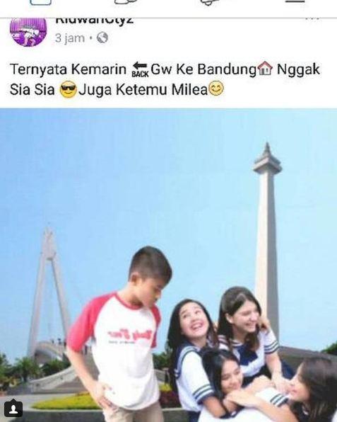 3. Wahhhh… ikon Bandung ya? Hmmmm…