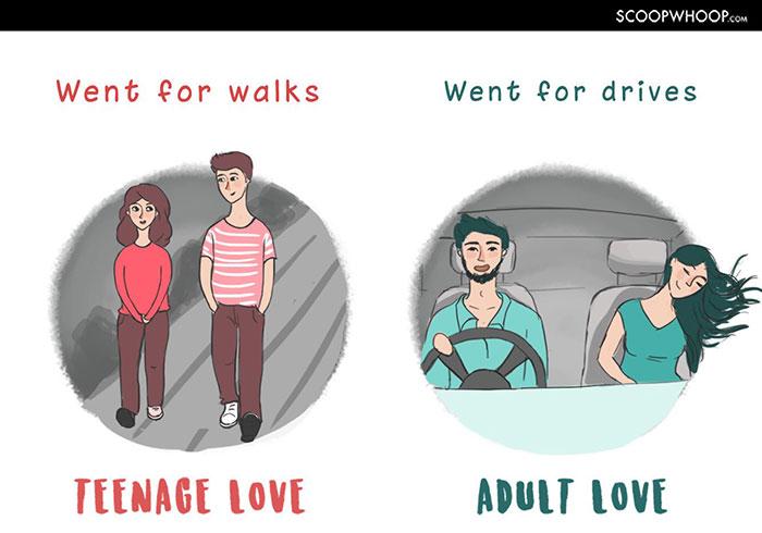1. Di usia remaja, pacaran lebih enak dihabiskan dengan jalan bareng sama gebetan atau pacar.
