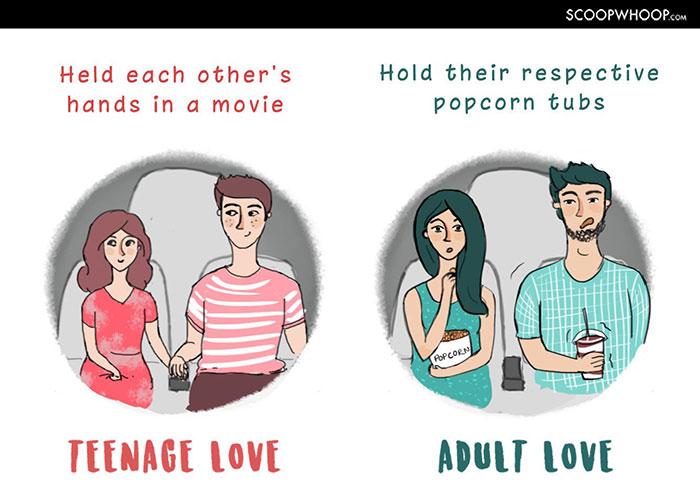 6. Pacaran ala remaja, apalagi yang baru- baru jadian, biasanya bakal gandengan tangan kemana- mana.