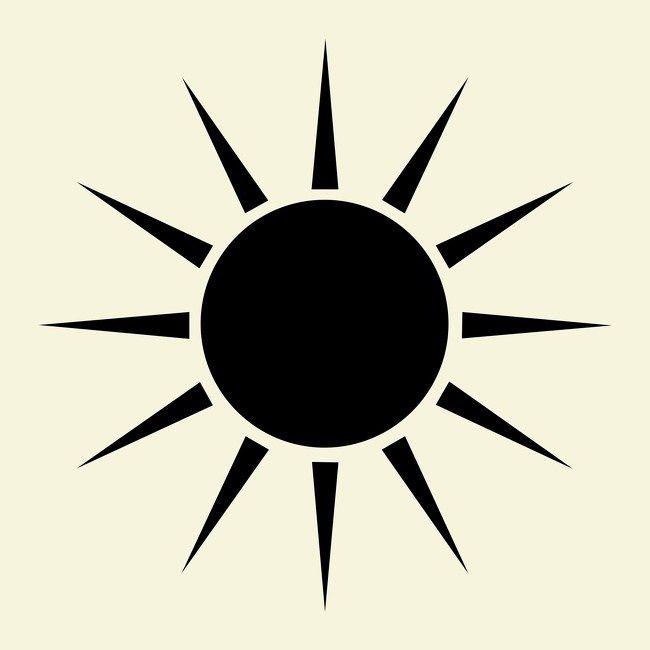 Gambar Matahari 1