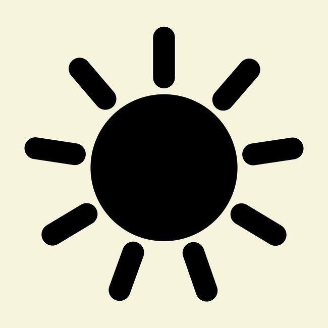 Gambar Matahari 6