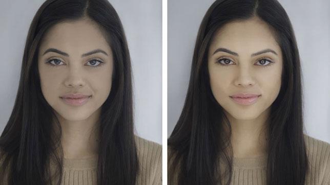 Selfie vs Wajah di Cermin