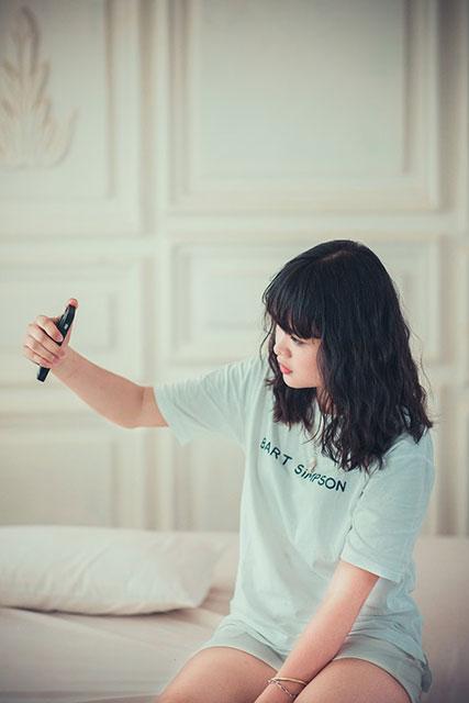 Sering pasang foto Selfie