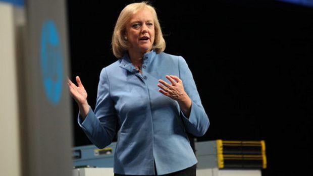 Meg Whitman, CEO Hewlett Packard.